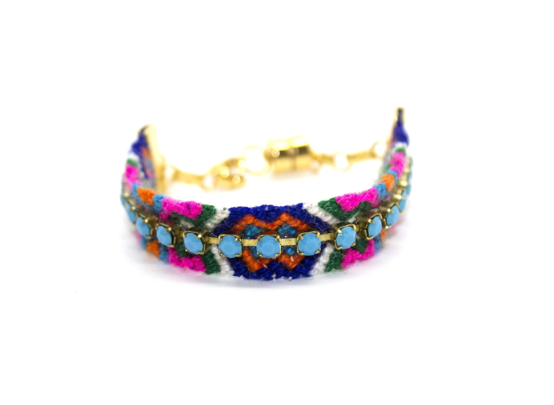Pulse Friendship Bracelet