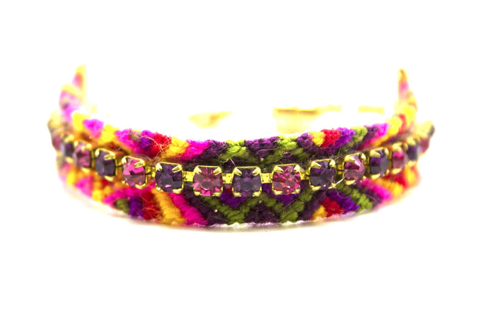Caterpillar Friendship Bracelet