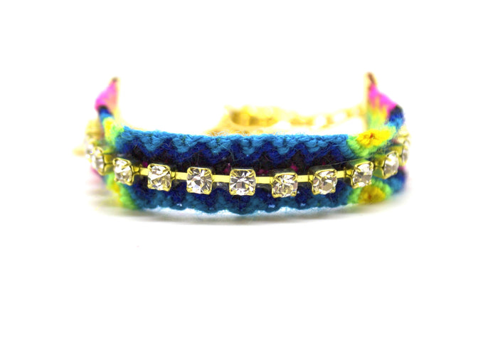 Aztec Skies Friendship Bracelet