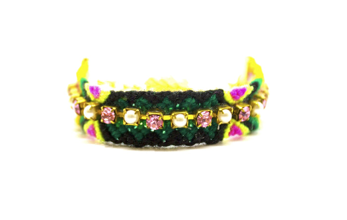 Lily Pad Friendship Bracelet