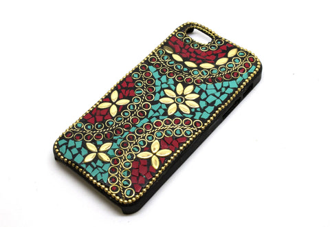 Marrakech Asphodel Phone Case
