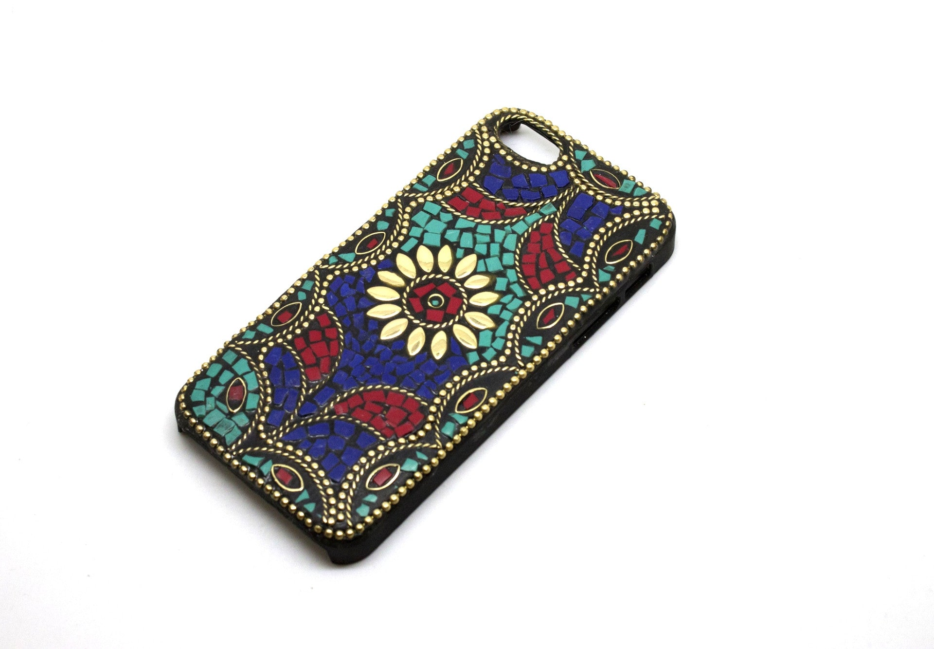 Marrakech Marigold Phone Case