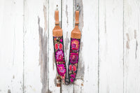 Adjustable Vintage Huipil Bag Strap evermore