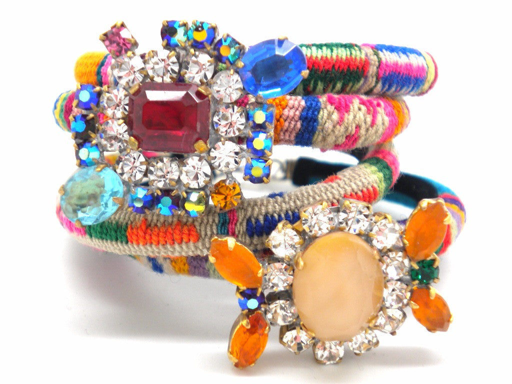 Inca Bohemia Stack of Sunshine
