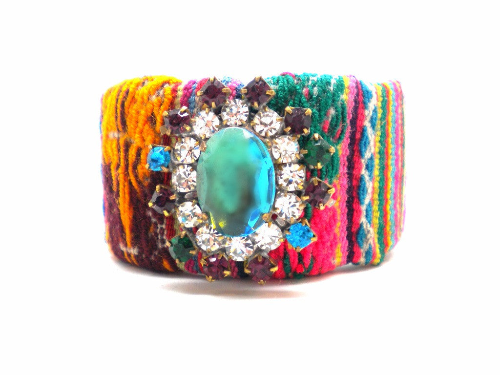 Inca Bohemia cuff Smooth Sailing