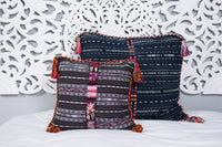 Ikat Cortes Huipil Pillow Cover