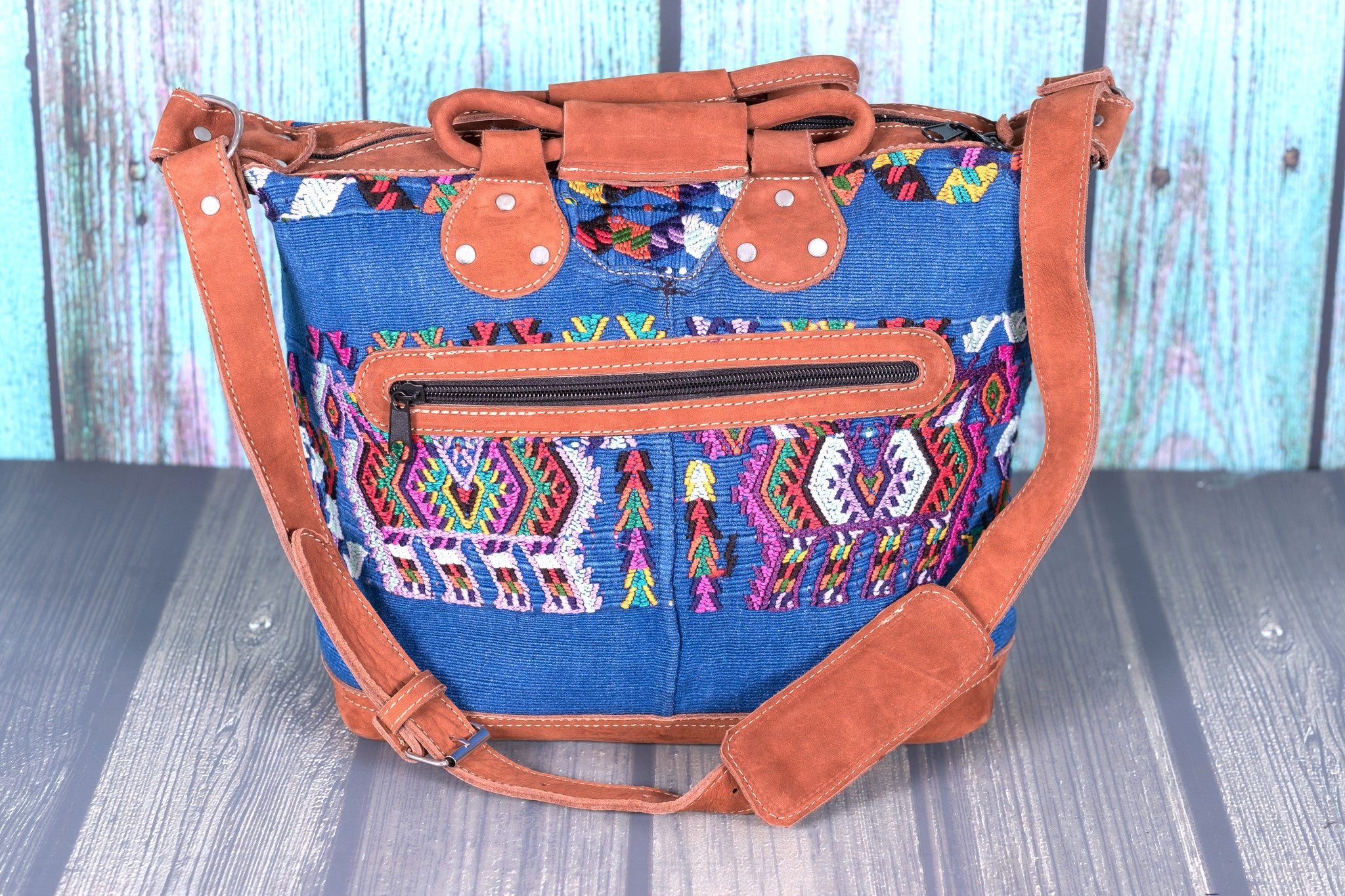 Huipil Day Bag Purse Diaper Bag (medium) Catch The Vibe