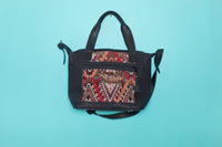 Huipil Day Bag Tote Purse Diaper Bag Cross Body (medium) #025