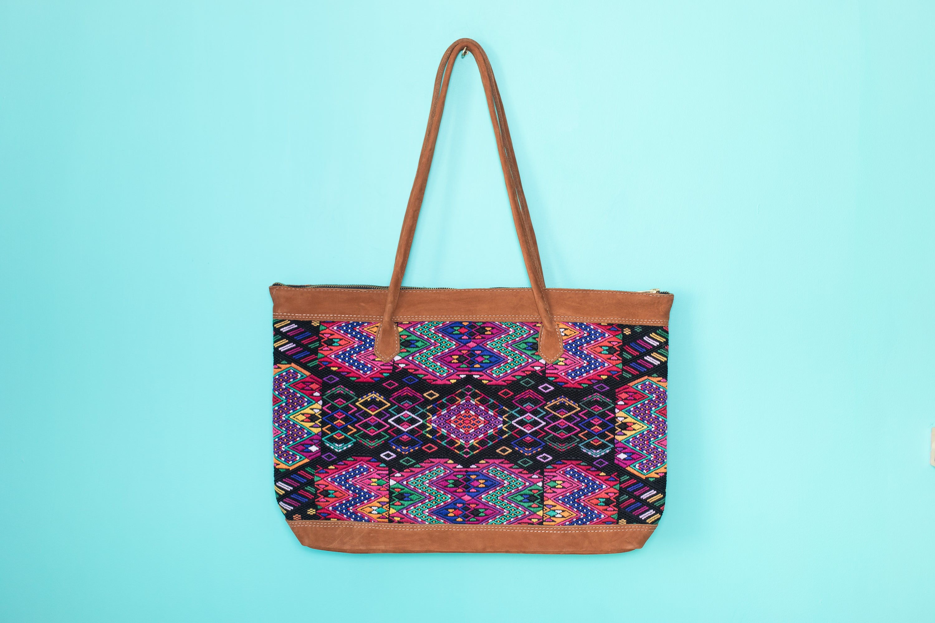 Huipil Tote Bag Horizontal 050