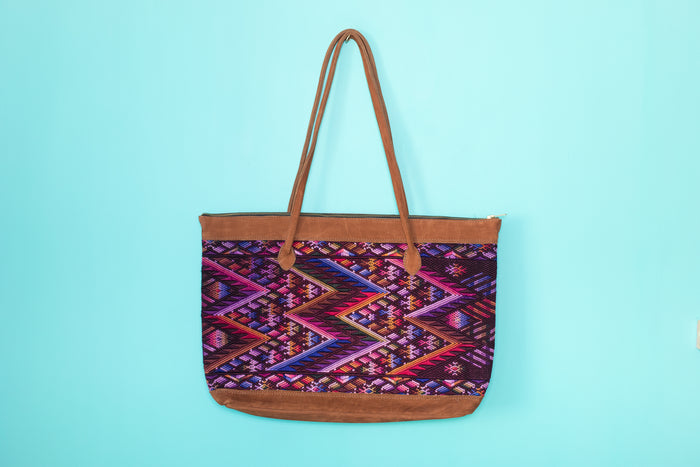Huipil Tote Bag Horizontal 053