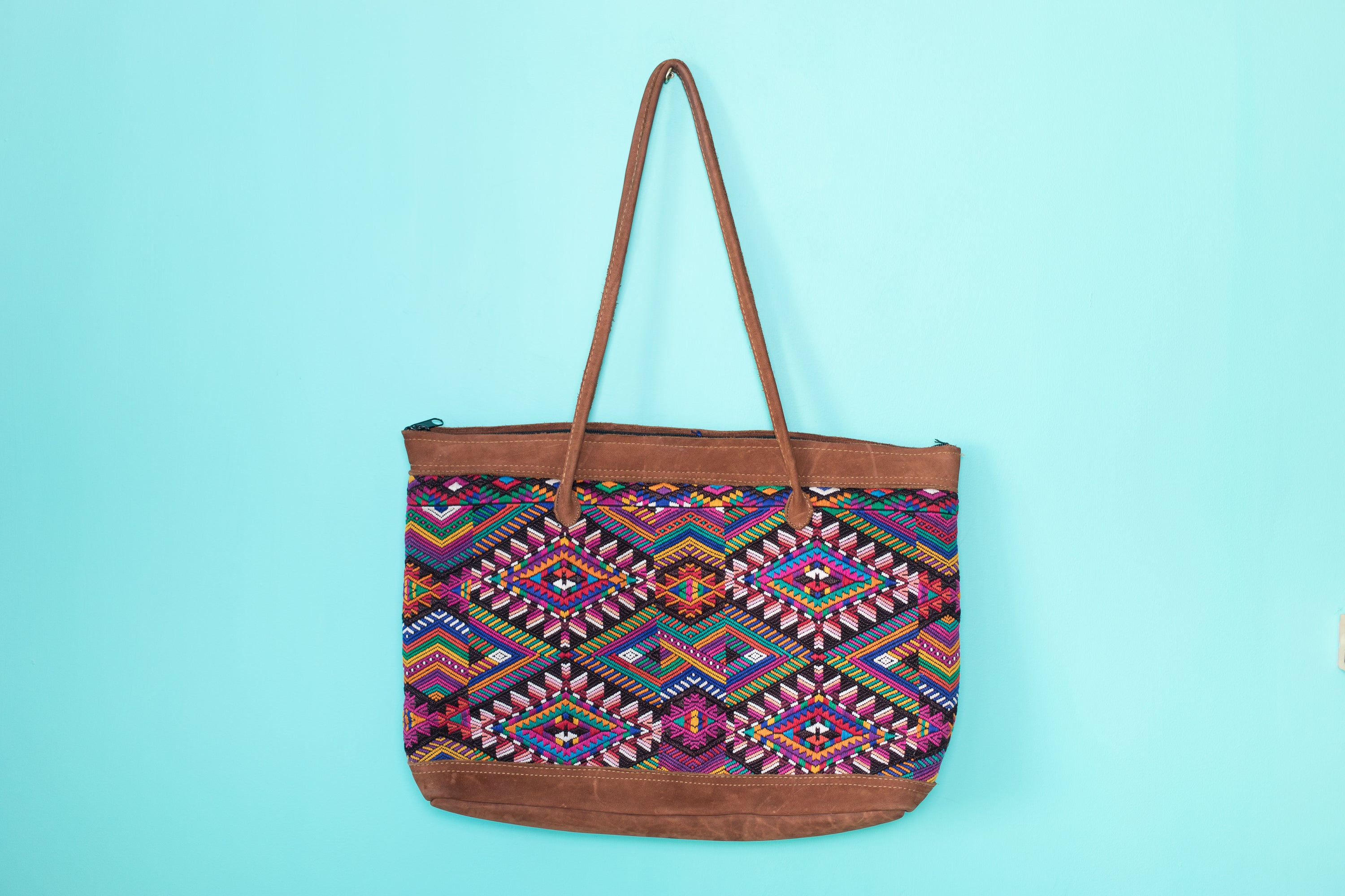 Huipil Tote Bag Horizontal 058