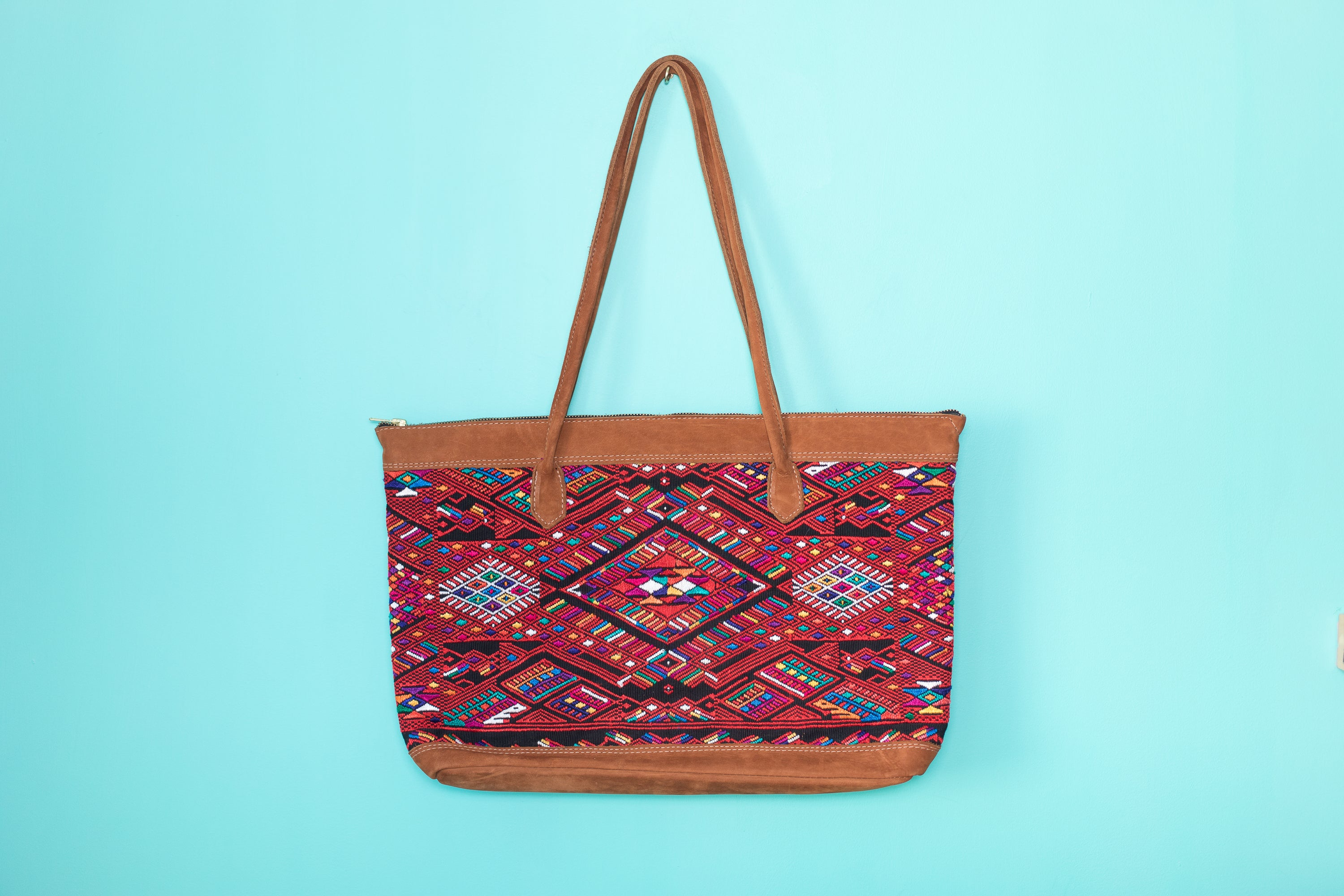 Huipil Tote Bag Horizontal 059