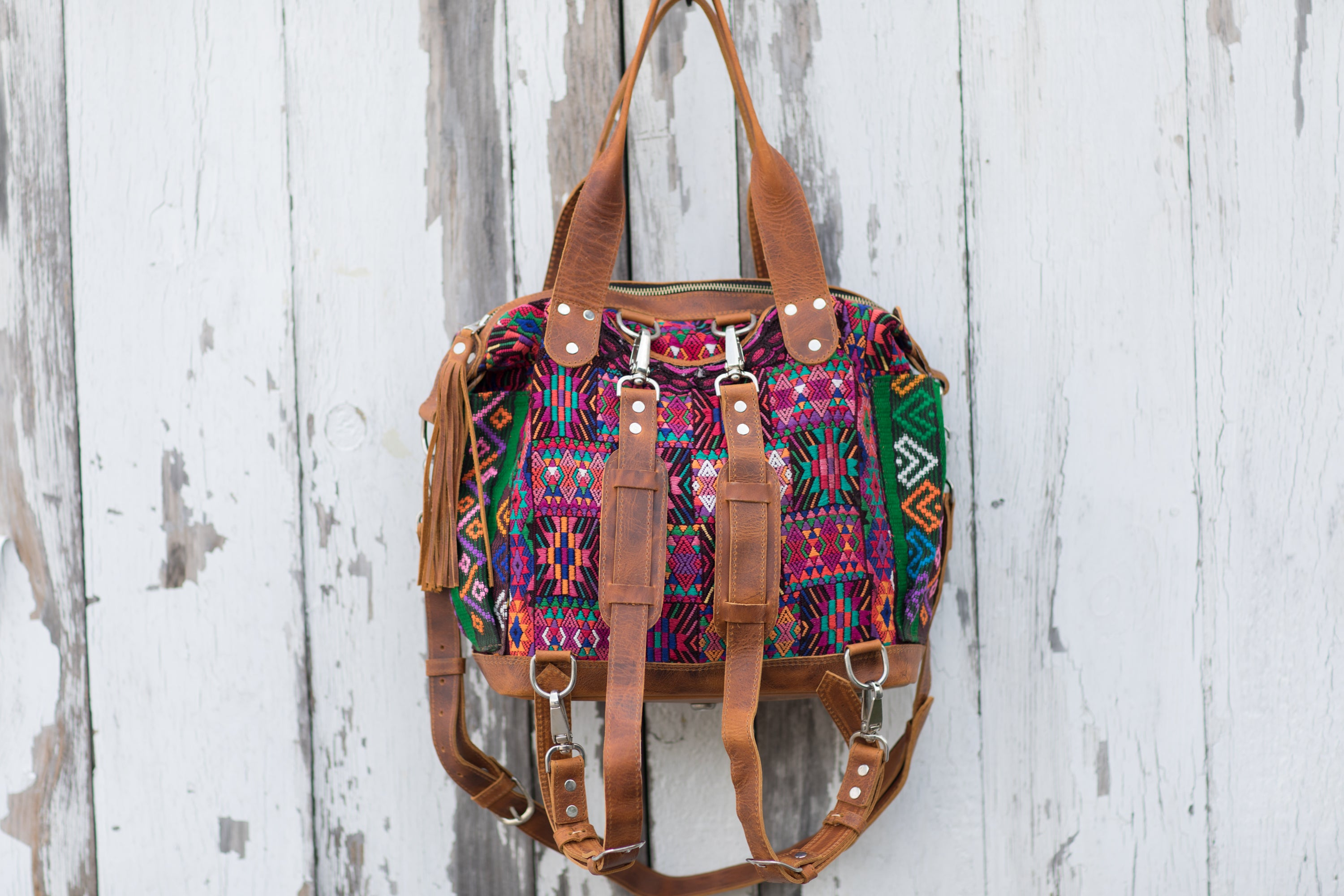 Huipil Cdb Back Pack Small Deluxe Pixie Gypsies And