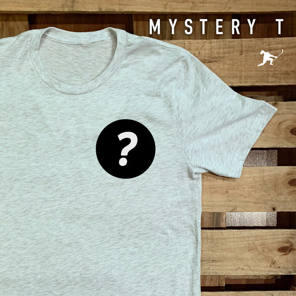 Mystery T Shirt (Past Collections) - Beauty Status Hockey Co.