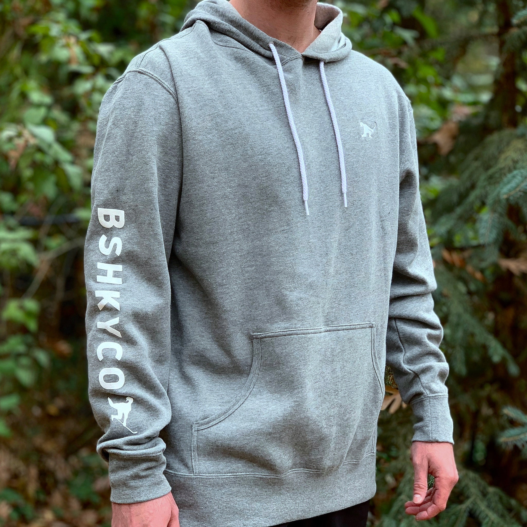 Signature *Fleece (Heather Grey) - Beauty Status Hockey Co.