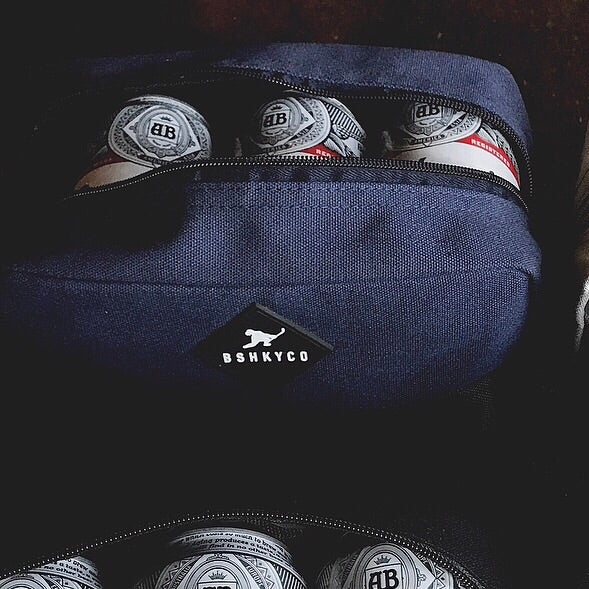 Locker Room Kit (Navy) - Beauty Status Hockey Co.