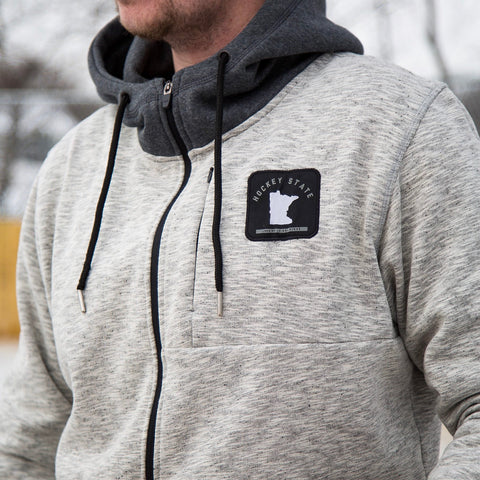 Hockey State *Superior Fleece Hoodie