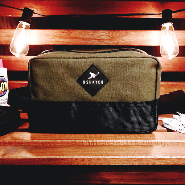 Locker Room Kit II (Forest) - Beauty Status Hockey Co.