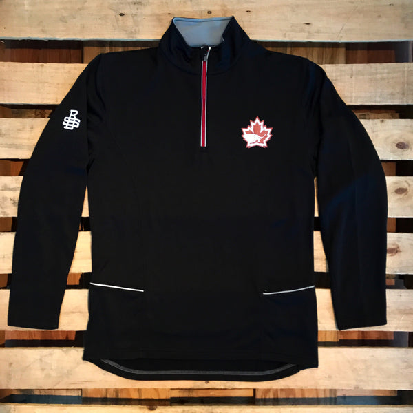 Oh Canada 1/4 Zip *Tech Fleece - Beauty Status Hockey Co.
