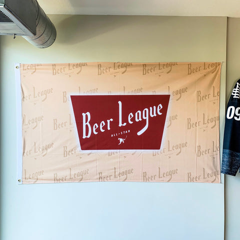 Beer League All-Star Flag