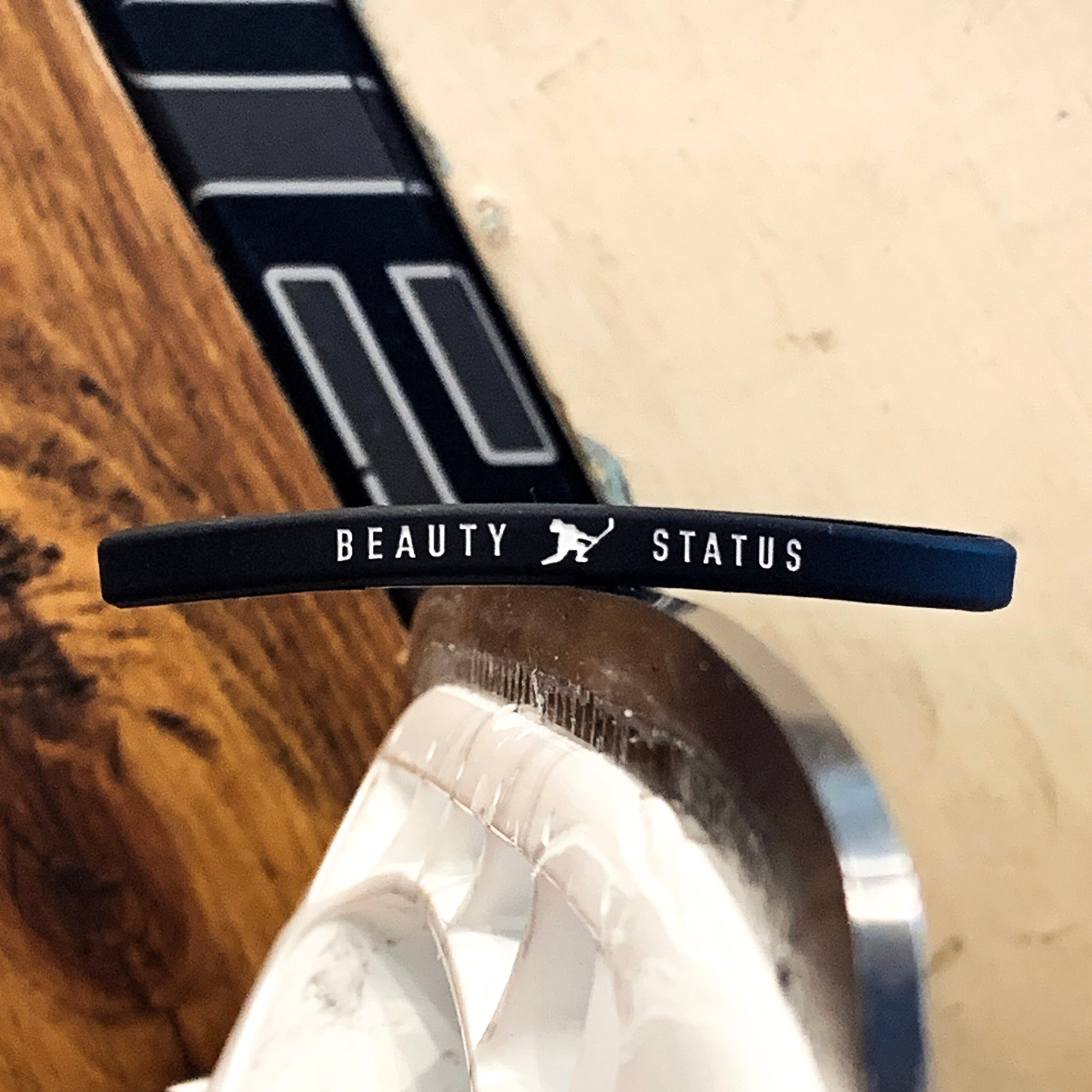 Team Wristband - Beauty Status Hockey Co.