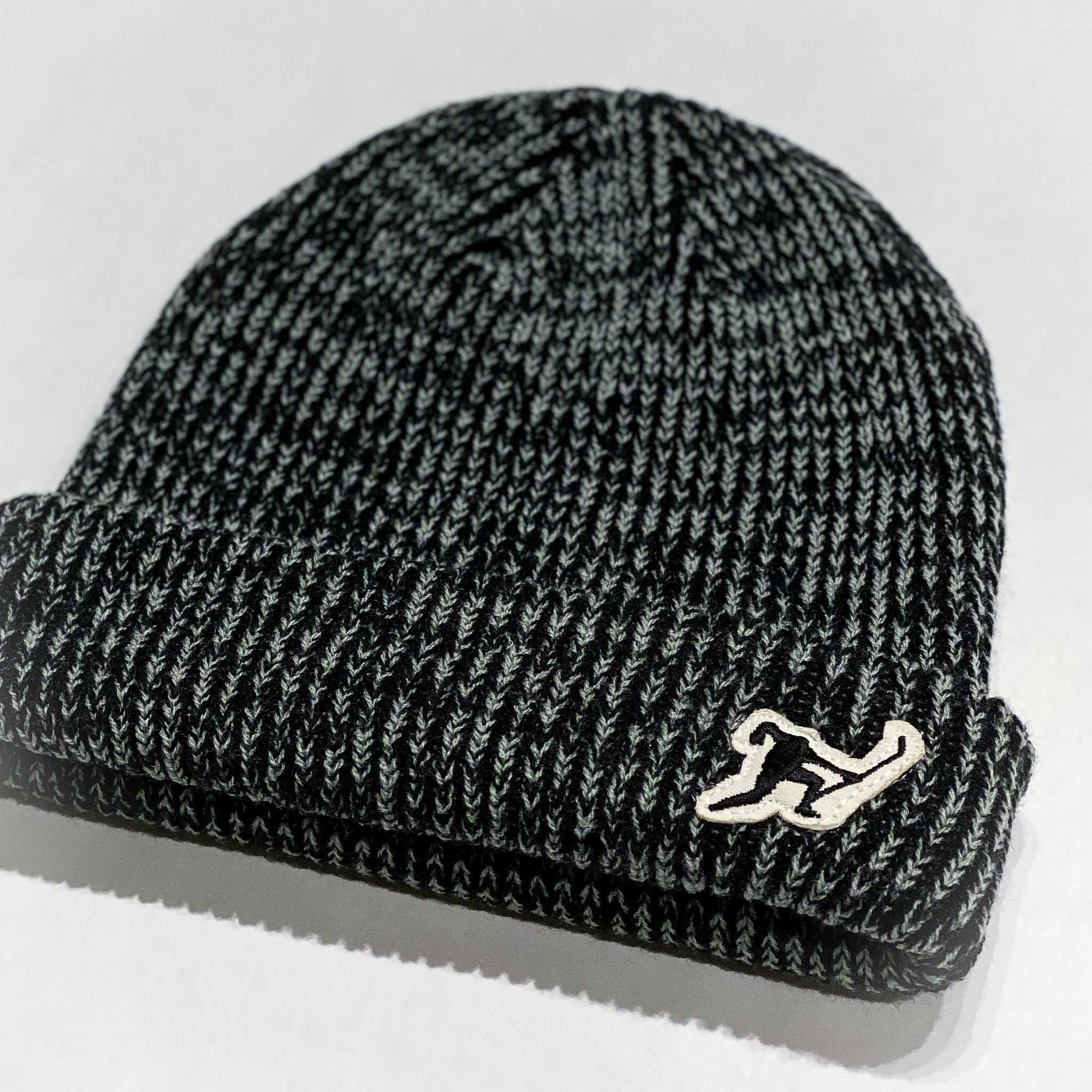 Classic Knit (Puck Mark Heather) - Beauty Status Hockey Co.
