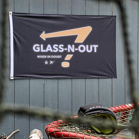 Glass 'n Out Flag