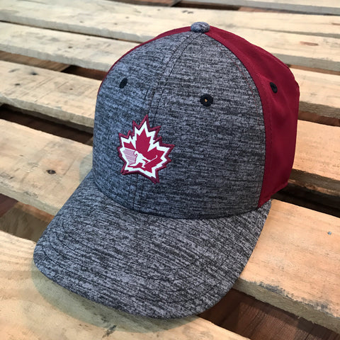 Oh Canada (Black/Crimson) *Performance Heather/Lite