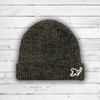 Classic Knit (Dark Olive Heather) - Beauty Status Hockey Co.
