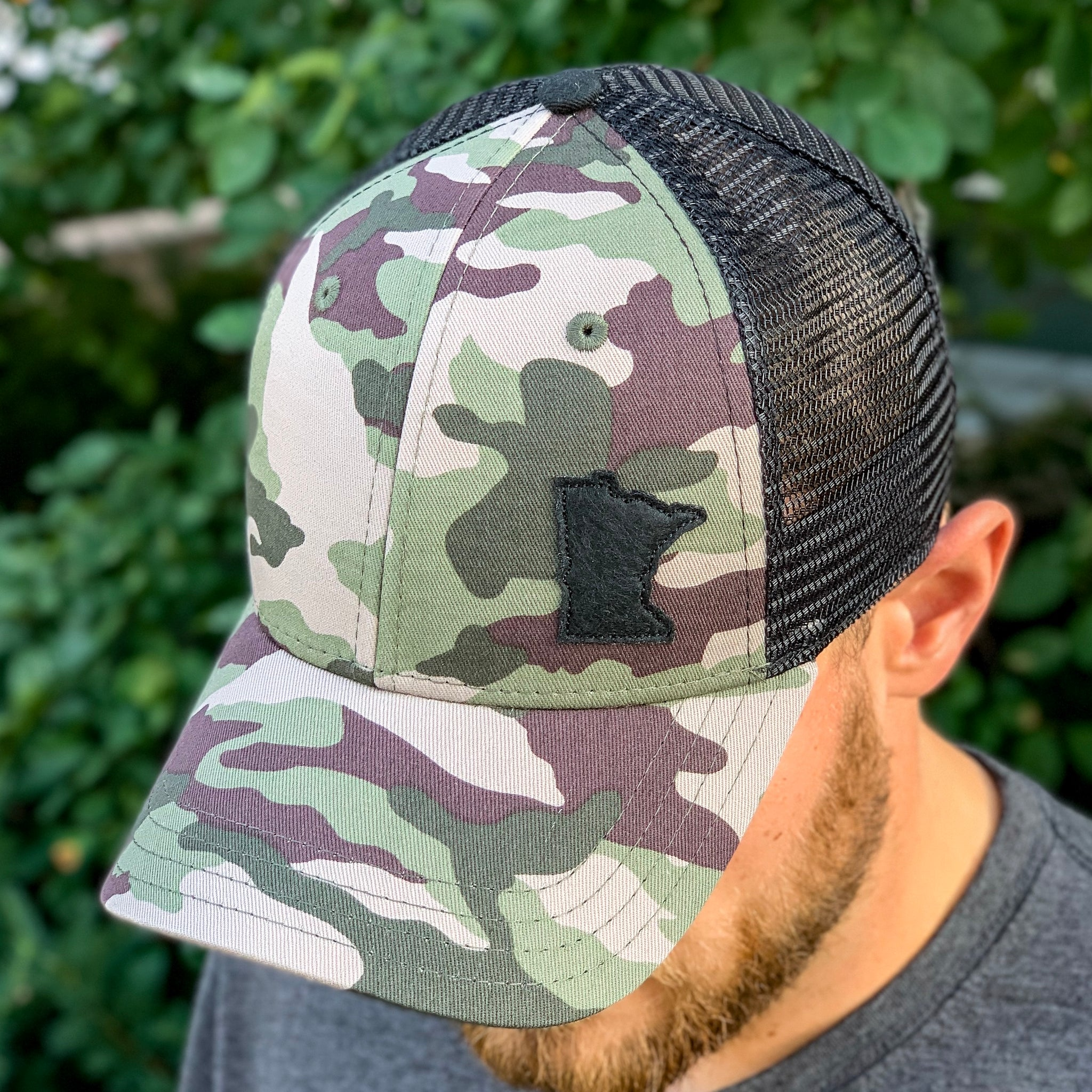 Roots (Camo) - Beauty Status Hockey Co.