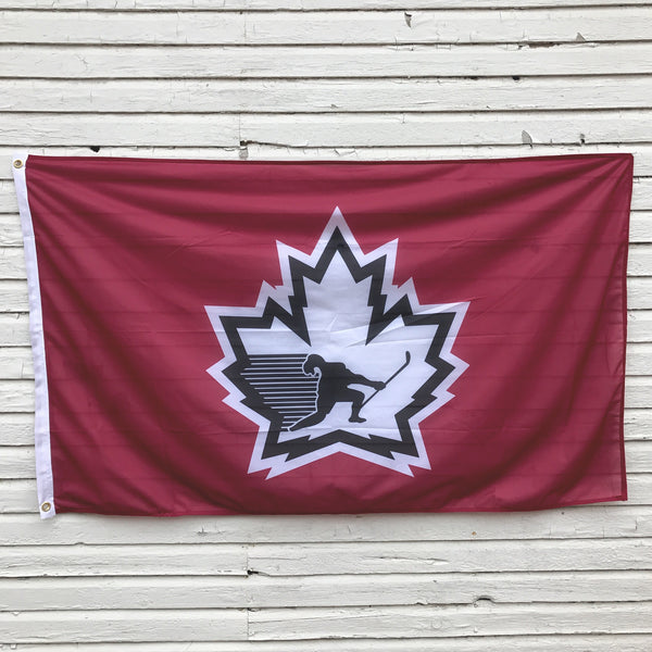 Oh Canada Flag - Beauty Status Hockey Co.