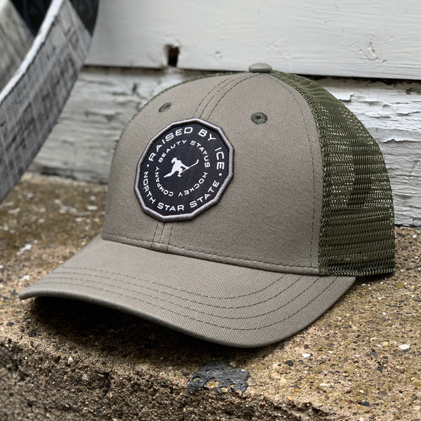 Heritage (Sage/Black/Charcoal) - Beauty Status Hockey Co.
