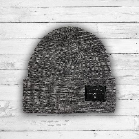 Branded Knit (Grey Heather)