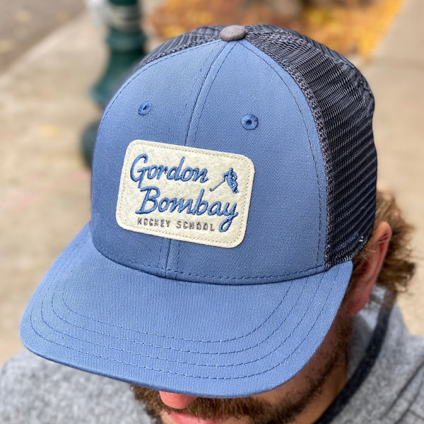 Gordon Bombay Hockey School (Slate/Charcoal/Wheat) - Beauty Status Hockey Co.