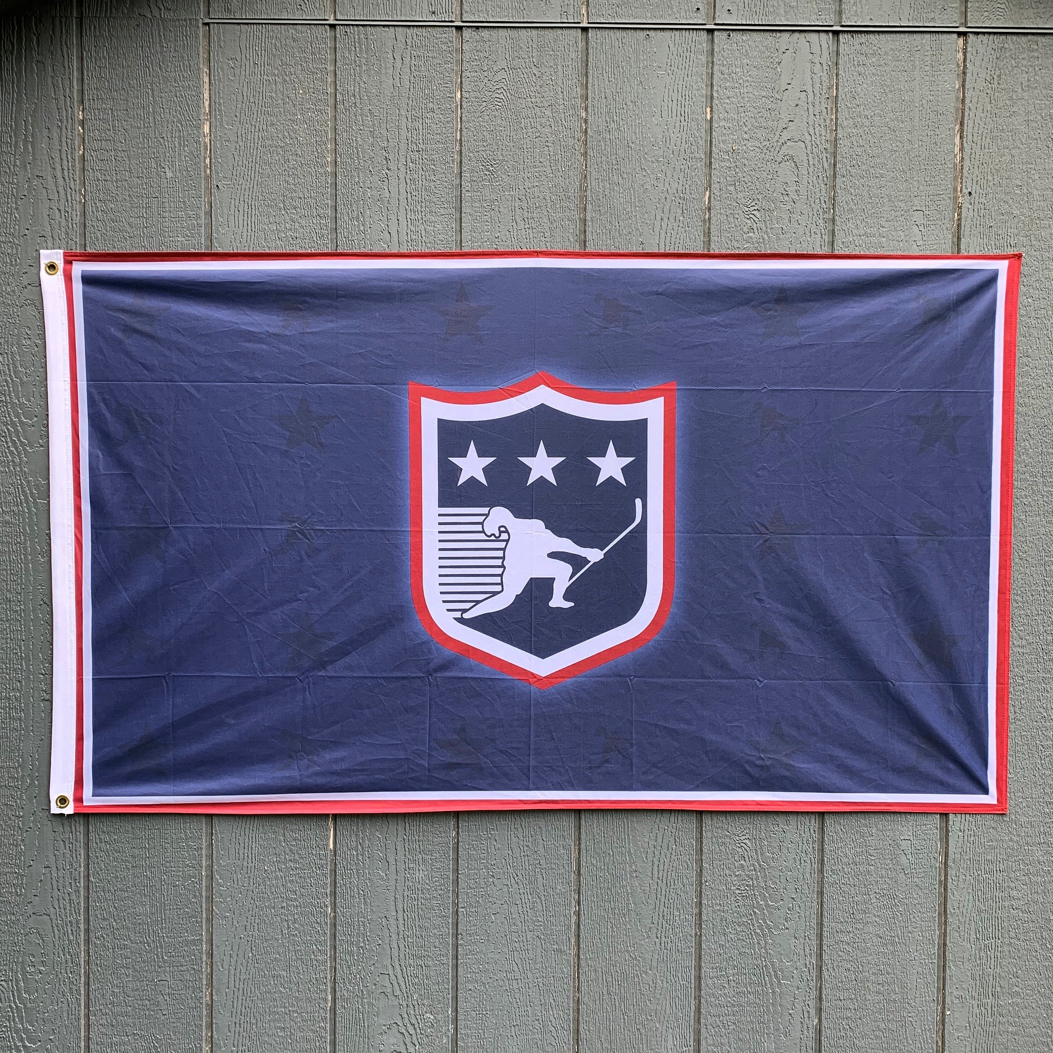 United Flag - Beauty Status Hockey Co.
