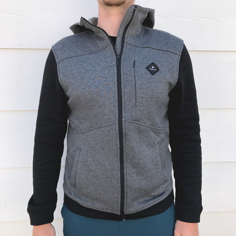 Team First *Technical Fleece (Alberta Black/Black)