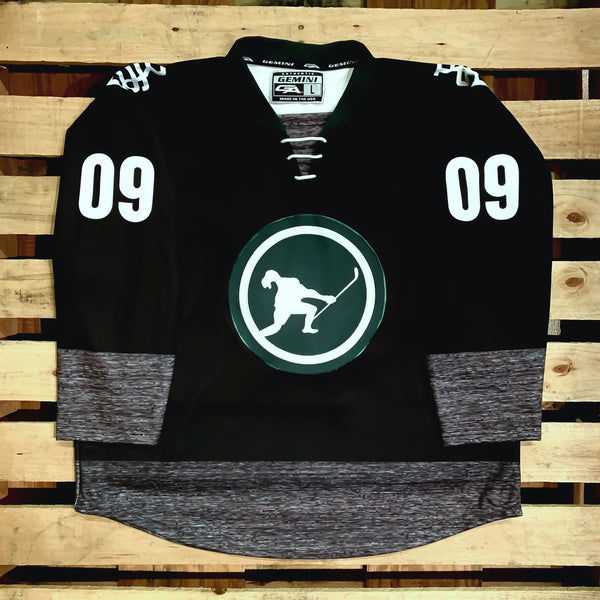Beauty Status Team Jersey (Black) *Limited Edition - Beauty Status Hockey Co.