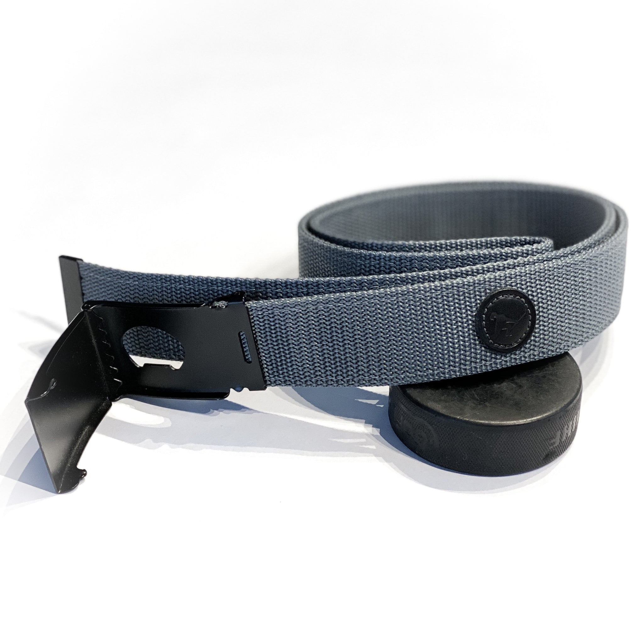Breezer Belt *Bottle Opener (Charcoal) - Beauty Status Hockey Co.