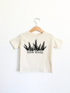 Grow Wildly Toddler Tee
