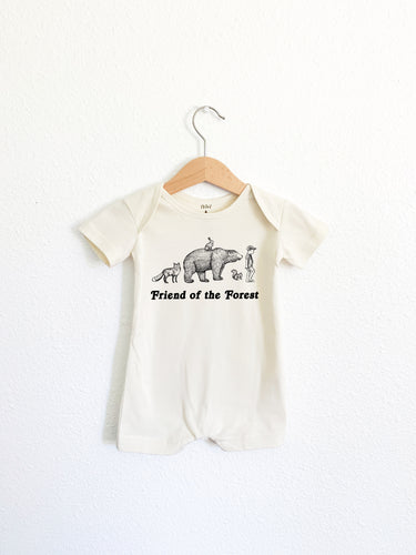 Friend of the Forest Romper Shortie