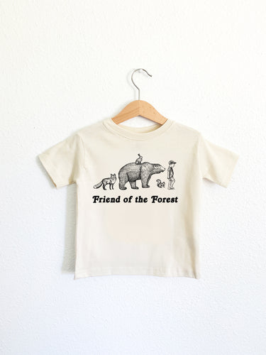 Friend of the Forest Toddler Tee