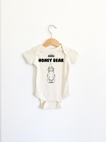 Little Honey Bear Onesie