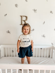 Birds of A Feather Toddler Tee