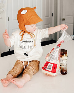 Sweeter than Local Honey Toddler Tee
