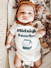 Load image into Gallery viewer, Midnight Snacker Onesie
