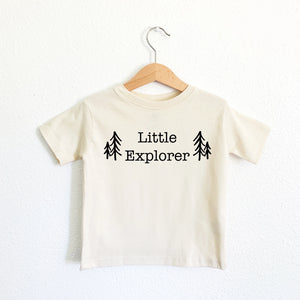 Little Explorer Toddler Tee