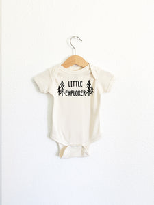 Little Explorer Onesie (New Design)