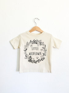 Little Wildflower Toddler Tee