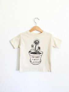 Plant Kindness & Watch It Grow Toddler Tee