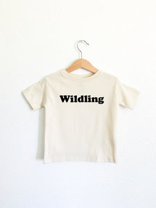 Wildling Toddler Tee